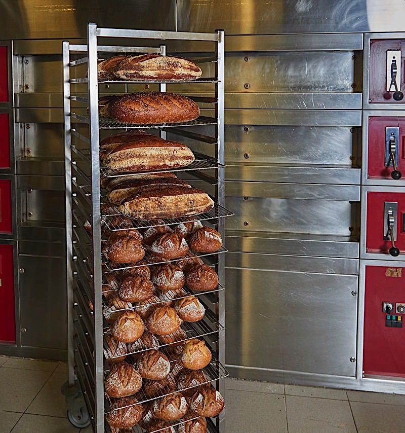 Broodproductie 12