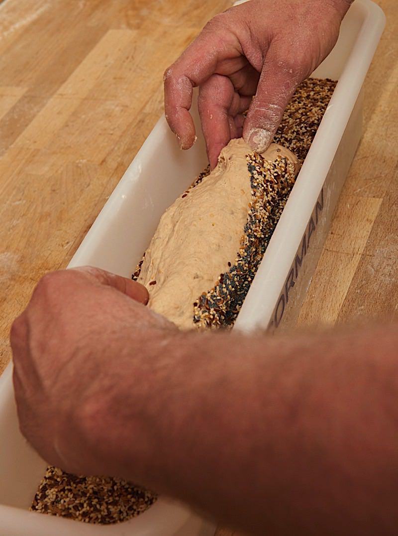 Broodproductie 32